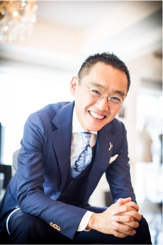 末廣徳司 経営者専門のスーツ仕立て屋 株式会社イルサルト 代表取締役